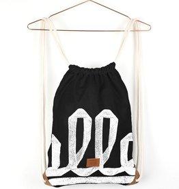 Kollegg Kollegg, Bag, Shoelace, black
