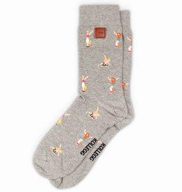 Kollegg Kollegg, Socks, Skateboard, one size