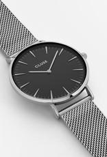 Cluse Cluse, Boho Chic Mesh, silver/black
