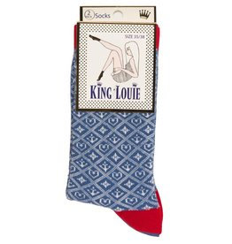 King Louie King Louie, 2-Pack Voyage, palace blue, 39-42