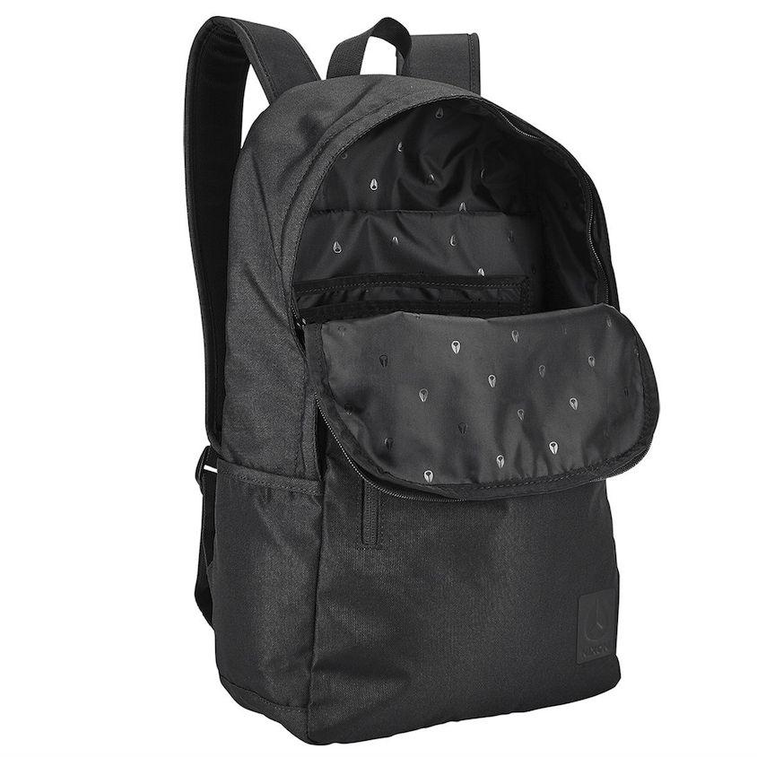 Nixon Nixon, Smith Backpack SE II, all black