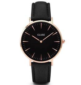 Cluse Cluse, La Bohème, rose gold black/black