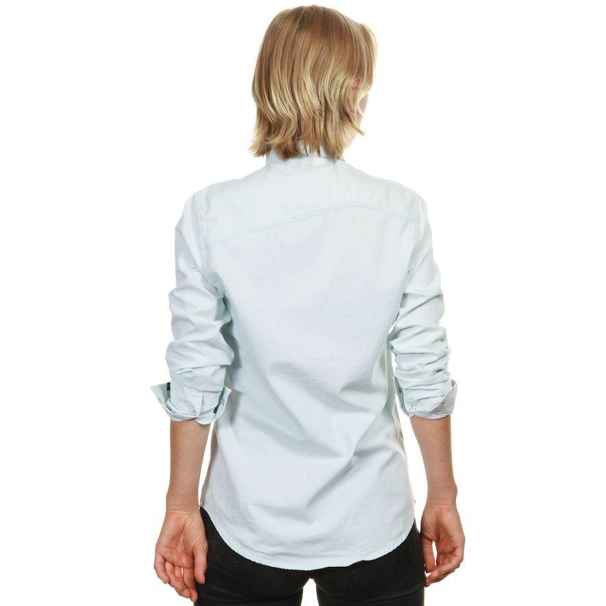 Einstoffen Einstoffen, Arya Hemd, weiss, L