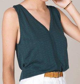 Sessun Sessun, MARIN T-Shirt, sycamore, S
