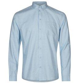 Minimum Minimum, Jay 2.0 Shirt, soft blue mel, XL