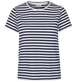 Minimum Minimum, Gabriella T-Shirt, dress blue, S