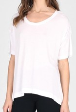 Dr.Denim Dr.Denim, Jackie Tee, white, XS