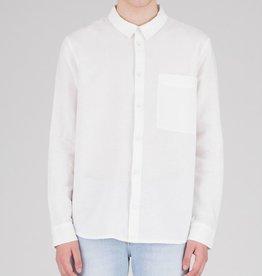 Dr.Denim Dr.Denim, Fred Relaxed Shirt, off white, L