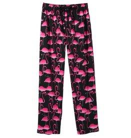 Lousy Livin Lousy Livin, Pants Flamingo, schwarz, XL