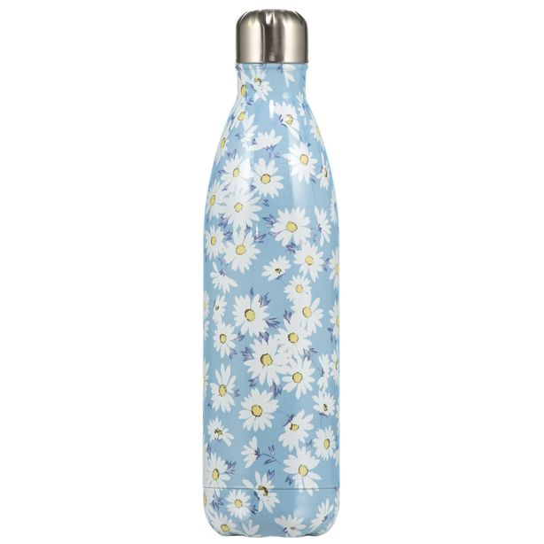 Chilly's Chilly's Bottles, Floral Daisy, 750ml