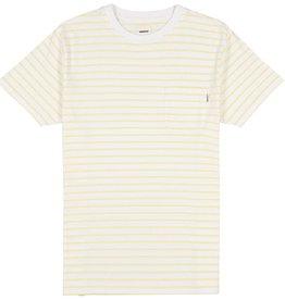 Wemoto Wemoto, Blake Stripe, offwhite-yellow, L