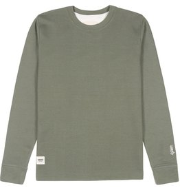 Wemoto Wemoto, Lawrence Sweater, olive, L