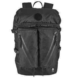 Nixon Nixon, Scripps Backpack II, all black