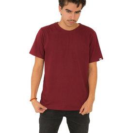 ZRCL ZRCL, Basic T-Shirt, bordeaux, M