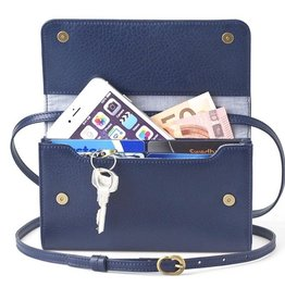 Lost & Found Accessories Lost & found, Mini Tasche Plus, marine