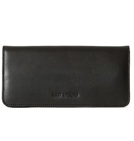 Lost & Found Accessories Lost & Found, Damenportemonnaie Slim, black