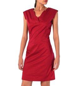 Skunkfunk Skunkfunk, Ibia Dress, red, (3), M