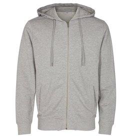 Minimum Minimum, Sorban Hoodie, grey melange, S