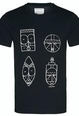 armedangels Armedangels, James Mask, black, M