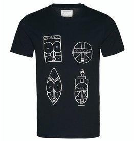 armedangels Armedangels, James Mask, black, XL