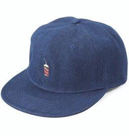 Wemoto Wemoto, Shake Cap, blue denim