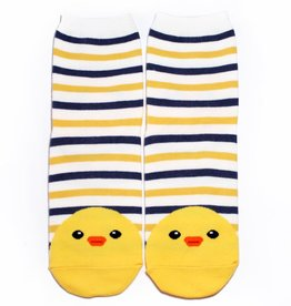 Cutie Socks Cutie Socks, Stripe on the Toe, gelb, 36-40