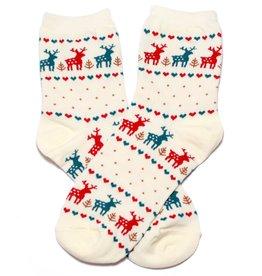 Cutie Socks Cutie Socks, Nordic, weiss, 36-40