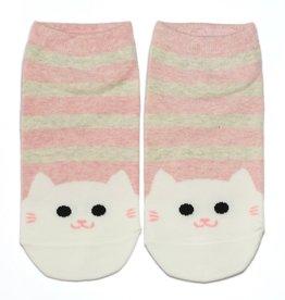 Cutie Socks Cutie Socks, Purrrr, pink, Grösse 36-40