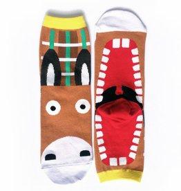Cutie Socks Cutie Socks, Big Mouth Esel, 36-40