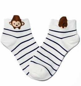 Cutie Socks Cutie Socks, Anfänger Stadtaffe, 36-40
