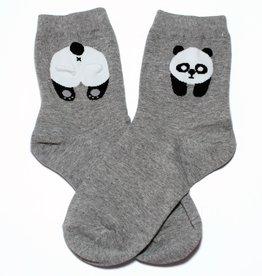Cutie Socks Cutie Socks, Fudi Panda, grau, 36-40