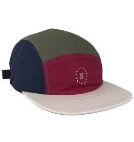 Kollegg Kollegg, Camper Hat 5-panel, red