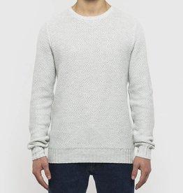 RVLT RVLT, 6477 heavy knit, grey, M