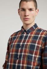 Element Clothing Element, Buffalo LS Shirt, Eclipse Navy, XL