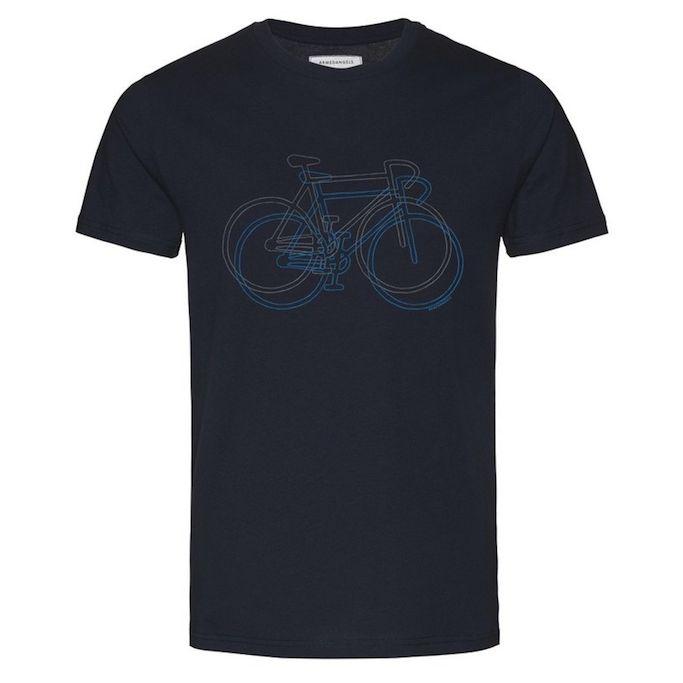 armedangels Armedangels, James Bike on Bike, navy, L