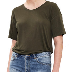 Dr.Denim Dr.Denim, Jackie Tee, camo green, S