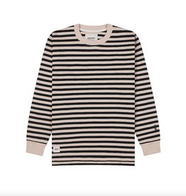 Wemoto Wemoto, Lawrence Stripe, black/birch, L
