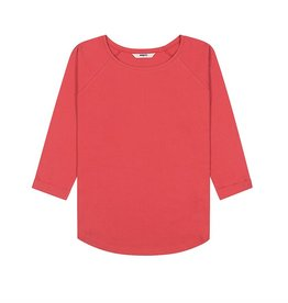 Wemoto Wemoto, Shane Longsleeve, faded red, M