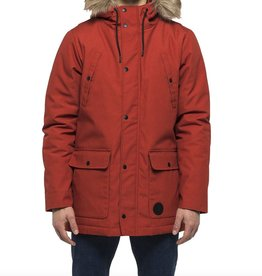 RVLT RVLT,7578 Egon Parka Jacket, red, S
