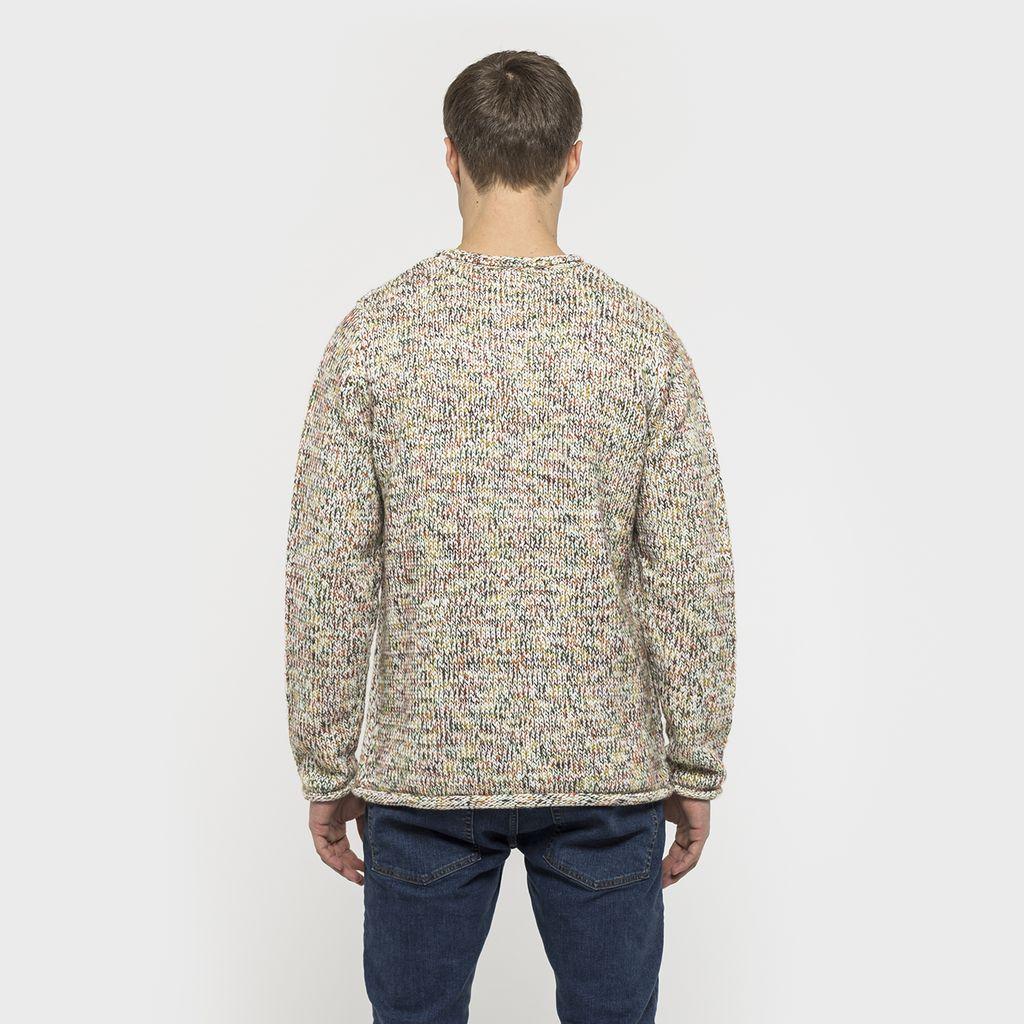RVLT RVLT, Mads Heavy Knit, offwhite, M