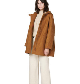 Sessun Sessun, Lison Coat, mapple, XS