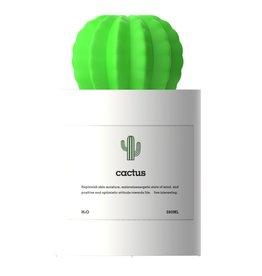 Qushini Qushini, Cactus Humidifier, white