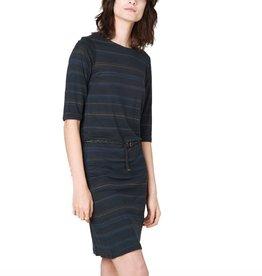 Sessun Sessun, Winter Rainbow Dress, shade stripy, L