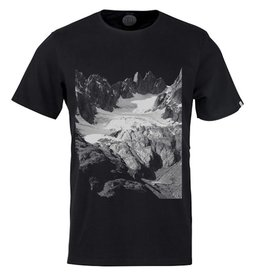 ZRCL ZRCL,  T-Shirt Photo Glacier, black, L