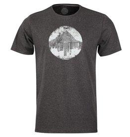 ZRCL ZRCL,  T-Shirt Mountain vs. City, onyx, XL