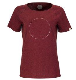ZRCL ZRCL, W T-Shirt We Are,dark wine, XS