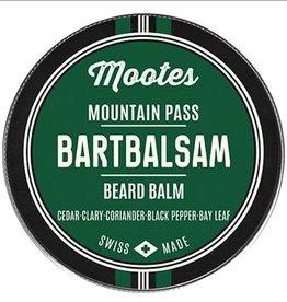 Mootes, Bartbalsam, Mountain Pass, 50g