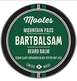 Mootes Mootes, Bartbalsam, Mountain Pass, 50g