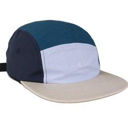 Kollegg Kollegg, Camper Hat 5-panel, blau