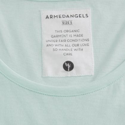 armedangels Armedangels, Cleo, aqua green, S